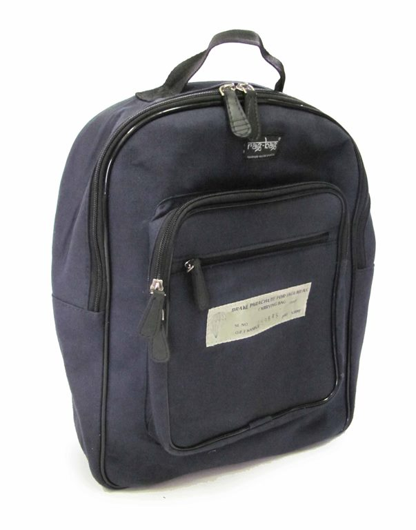 Canvas Backpack Delhi Ragbag